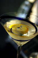 Martini with a twist