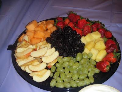 Erin S Food Files Fluffy Fruit Dip