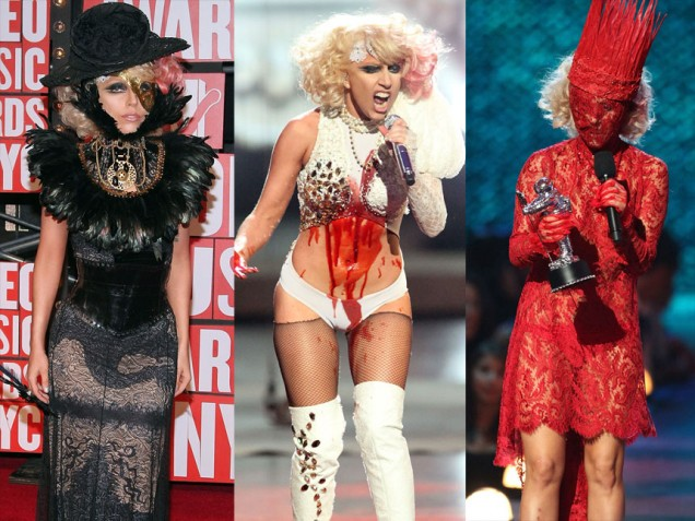 Lady Gaga Dresses Pics. lady gaga outrageous outfits.