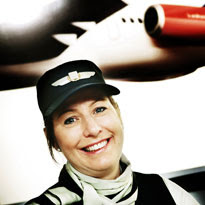 Anette Jernströms blogg: En flygvärdinnas betraktelser