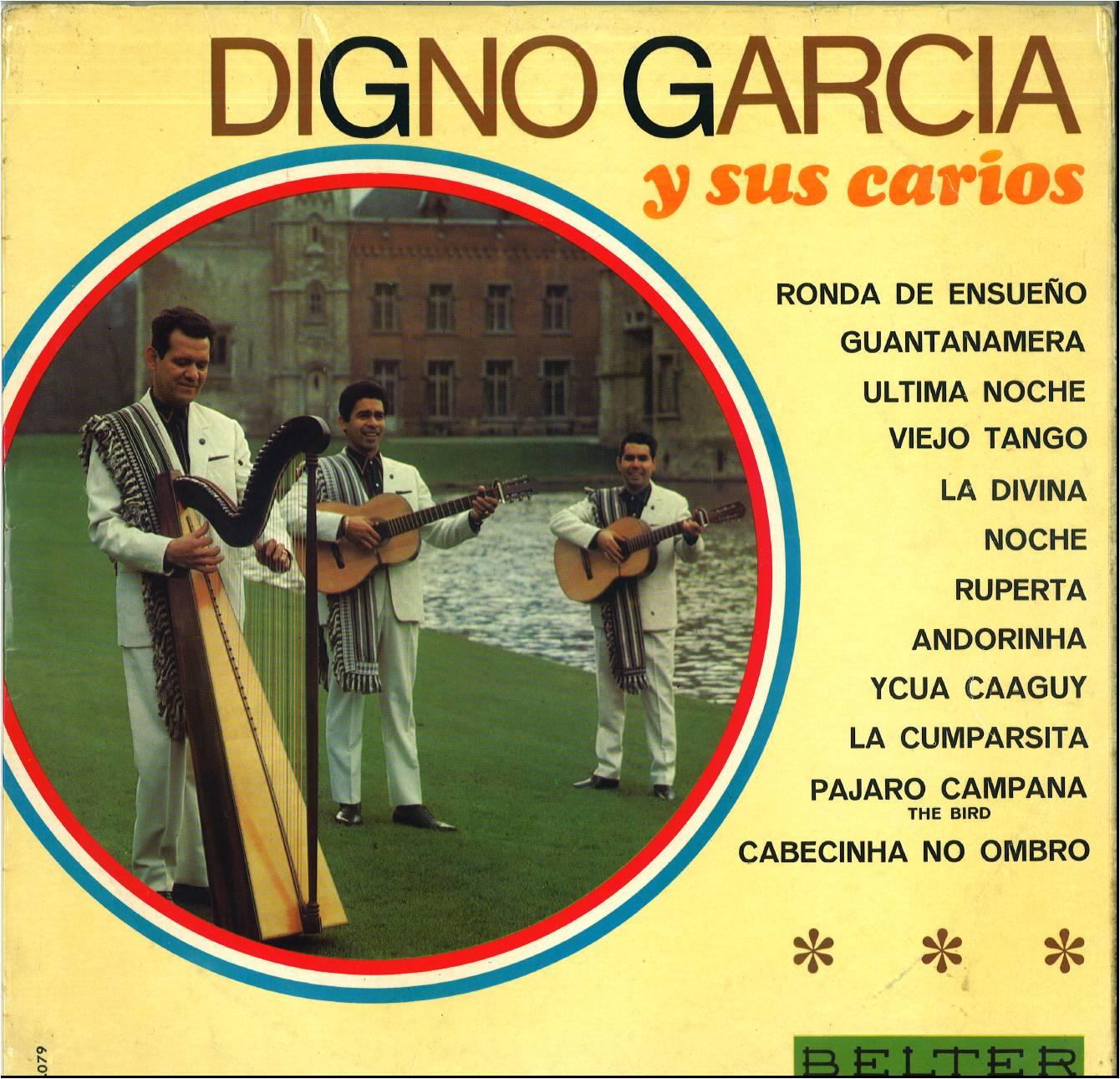 Digno Garcia Y Sus Carios - Brigitte Bardot