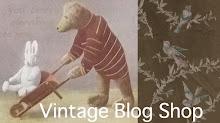 tedandbunny Vintage Blog Shop