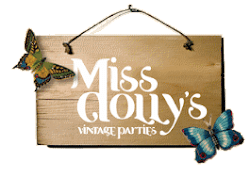 miss dolly&#39;s vintage parties