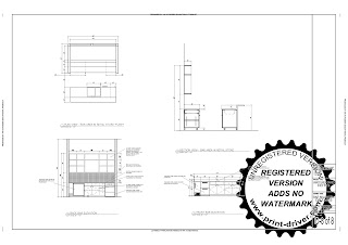 Apartment Plan Cad Dwg