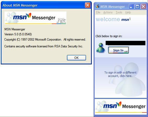 msn bloqueados: