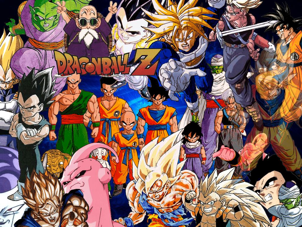 fotos de dragon ball que encontre (Especial año nuevo)