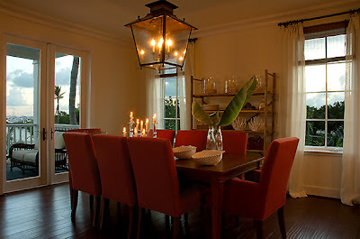 2008 HGTV Dream Home in the Florida Keys, dining room