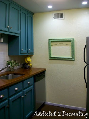 My Kitchen Wall The PlanProbably