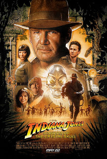 Indiana Jones 4 - Final Poster