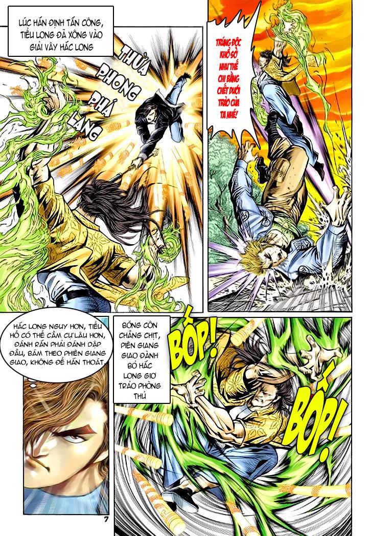 Tân Tác Long Hổ Môn chap 64 - Trang 7