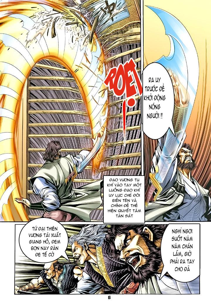 Tân Tác Long Hổ Môn chap 62 - Trang 6