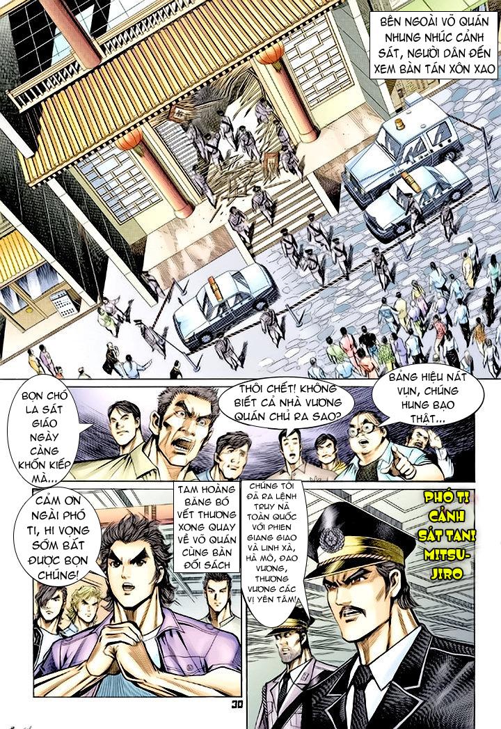 Tân Tác Long Hổ Môn chap 64 - Trang 30