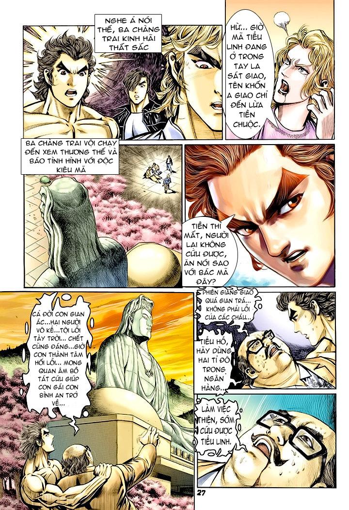 Tân Tác Long Hổ Môn chap 64 - Trang 27