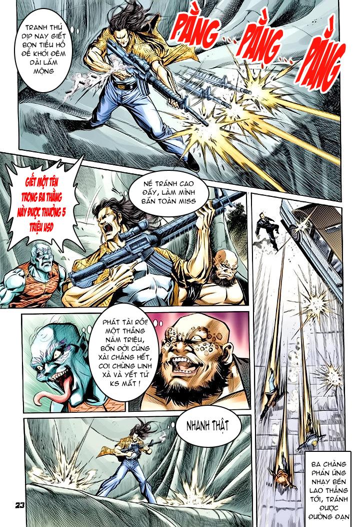 Tân Tác Long Hổ Môn chap 62 - Trang 23