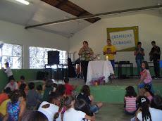 """Encontro """"Crianças Curadas"""" 2008"""