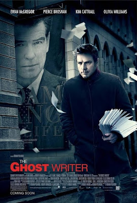 THE GHOST WITER