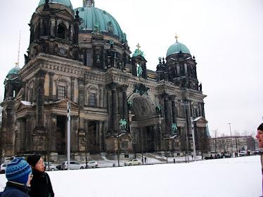 Snow in Berlin, Feb 2010