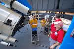 telescope at George observatory
