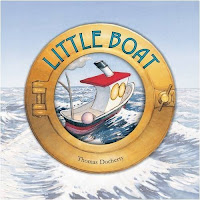 "Chidren's Book Review: ""Little Boat"" is a story of bravery and confidence"