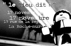 Soirée « au lieu-dit » - samedi 17 novembre 2007