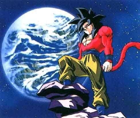 goku Dragon saiyan z ball super