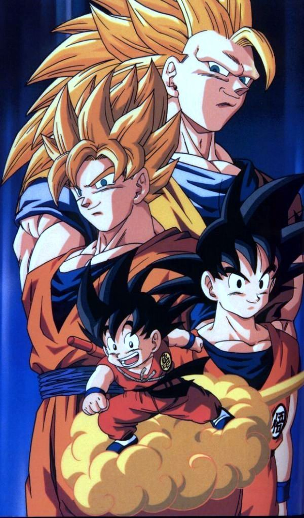 dragon ball z cool