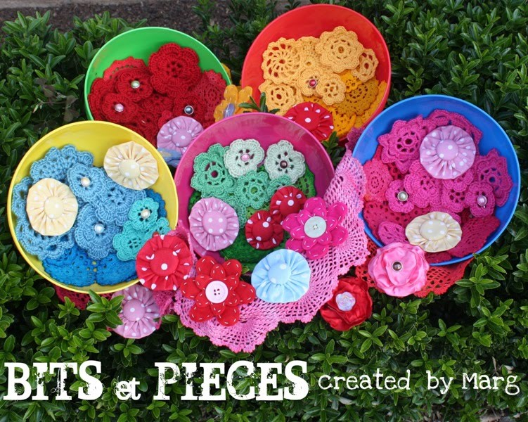 Bits and Pieces by Marg
