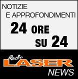 RADIOLASER NEWS: IL GR di RADIO LASER. Clicca e ascolta l'ultima edizione.