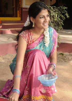 Actress Shreya Dhanvantri Latest Photoshoot Images cleavage