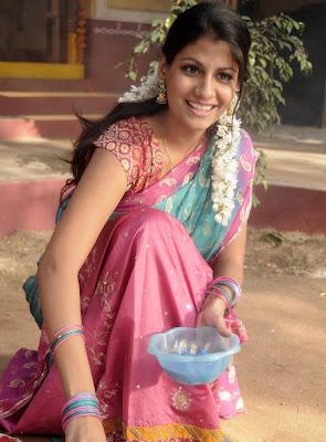 Actress Shreya Dhanvantri Latest Photoshoot Images wallpapers