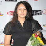 Sangavi in Black Tshirt at Blind Date Premiere Photo Gallery