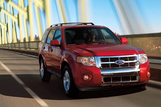 New Ford Escape 2011