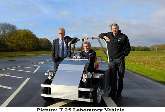 Gordon murray makes the most efficient electric cars car for Most efficient electric motor