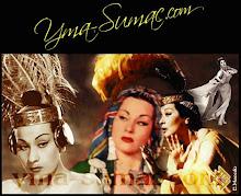 Yma Sumac (página oficial)