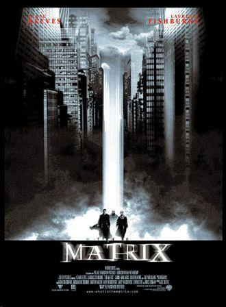 The Matrix (1999) DvdRip 300Mb Hindi Dubbed