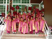 Salam Kejayaan Penerima SIjil Akhir Tahun 2008