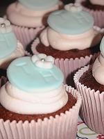 Cupcake Monograma