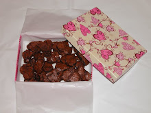 Caixinha com brownies...