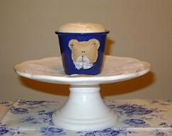 Cupcake ursinho...