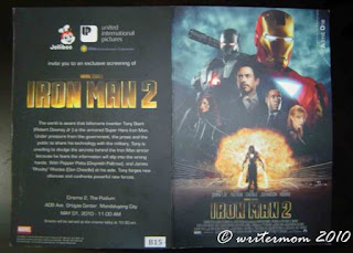 Iron Man 2 is Awesome!