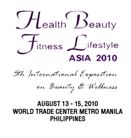 Health, Beauty, Fitness & Lifestyle Asia 2010