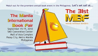 Coupons for the 31st Manila International Book Fair!