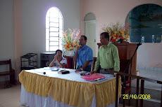 ABERTURA DA ASSEMBLÉIA ANTAS BA 2008