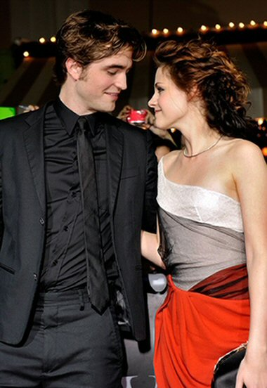 are kristen stewart and robert. Robert Pattinson And Kristen