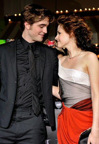 are kristen stewart and robert. Robert Pattinson And Kristen