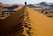Sand dune in Mui ne