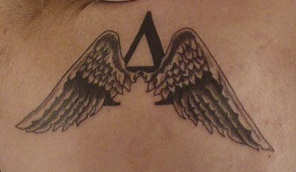"""Angels on Earth hide their wings,"" was one of Anthony's favorite sayings."