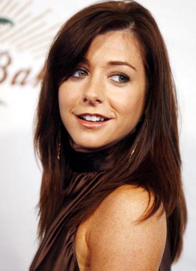 alysson hannigan photos