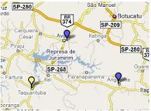 Nossa Localização: