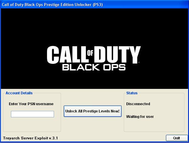 call of duty black ops prestige levels. Call Of Duty Black Ops